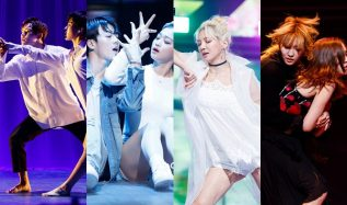 mnet hit the stage, hit the stage, hit the stage performance, hit the stage this love, hit the stage video, hit the stage hoya, hit the stage hyoyeon, hit the stage feeldog, hit the stage momo