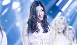 jung chaeyeon, jung chaeyeon ioi, jung chaeyeon dia, kpop dia, kpop ioi, produce 101 reunion