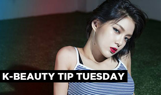 sojin, nine muses, 9muses, 9muses a, nine muses a, 9muses sojin, sojin 2016, nine muses beauty tip, korean beauty tip, kpop beauty tip, kbeauty pore, sojin pore skin care