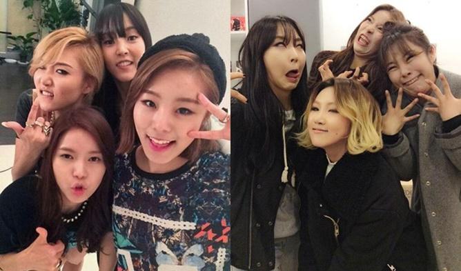 mamamoo, mamamoo 2016, mamamoo selfie, funny selfie, kpop selfie,