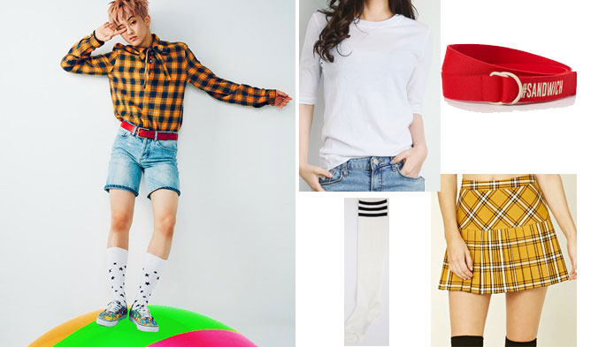 "FAB FASHION FRIDAY: Style as NCT's ""Chewing Gum"" Dream Girl"
