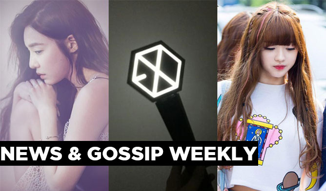 kpop news, kpop gossip, kpop august 2016, snsd news, tiffany news, yooa news, beast news, jang hyun seung news, 2016 comeback, exo news, super junior news, lee teuk news, sulli news, hara news
