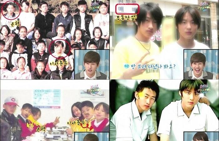 kpop best friends, kpop idol best friends, kpop idol friendships, kpop idol friends, xia eunhyuk