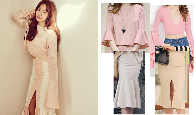 "FAB FASHION FRIDAY: Slay Earth Tones with APink's ""Pink Revolution"""