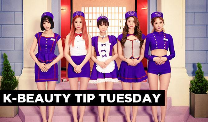 exid, korean beauty, exid beauty, exid beauty tip, exid make up tip, exid 2016, exid diet, exid beauty care, korean beauty tip, korean makeup tip