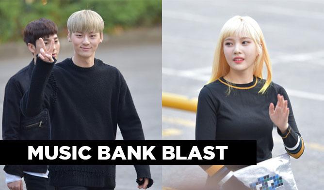 kpop, kpop music bank, music bank 2016, music bank 2pm, music bank red velvet, music bank song jieun, music bank solbin, music bank halo, kpop music bank 2016, music bank couple look, music bank couples