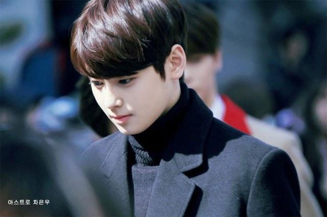 kpop, kpop idols, kpop male idols, kpop male idols side profile, kpop side profiles, kpop beauty, kpop pretty, kpop pretty idols, cha eunwoo 2016