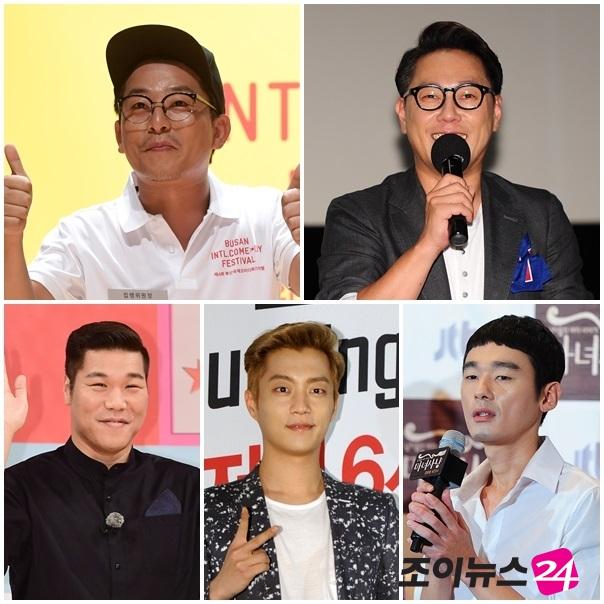 "2016 Chuseok KBS Special ""Hello Friends"": Lineup"