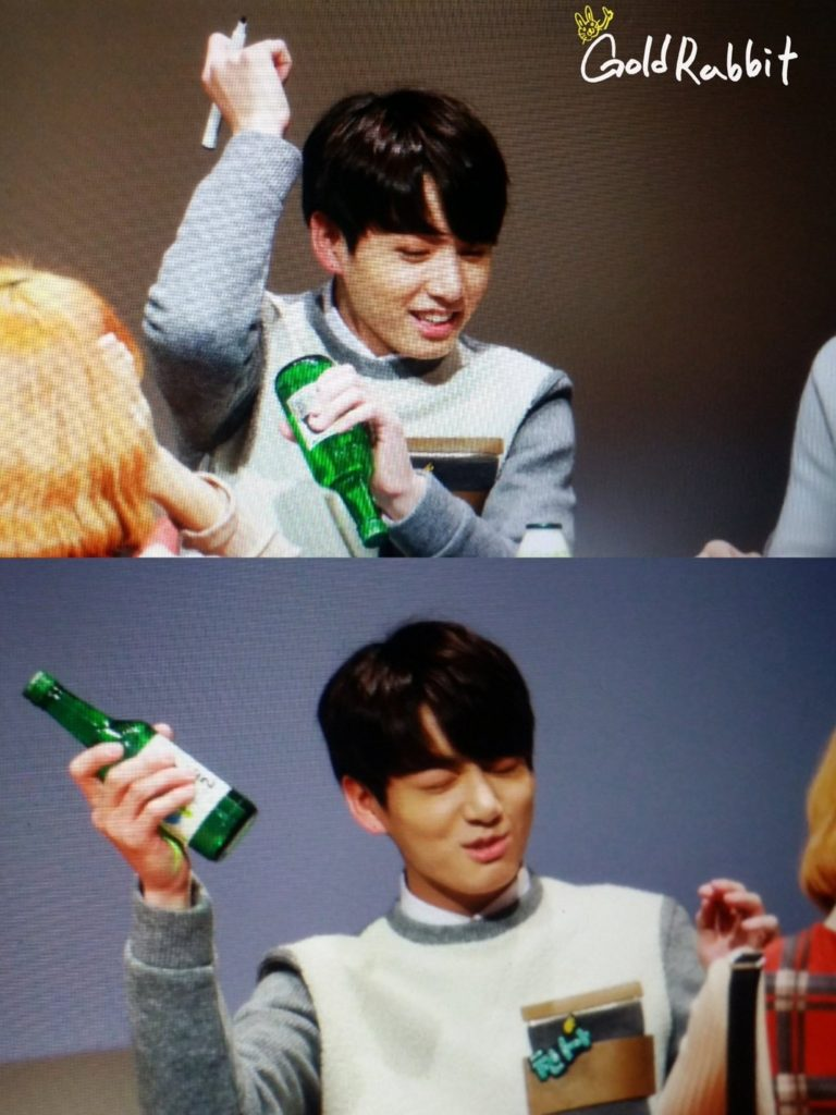 19 K-Pop Idols' Hilarious Reactions to Alcohol Gifts