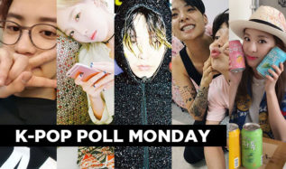 kpop poll, kpop sns, kpop instagram, kpop twitter, kpop idol 2016