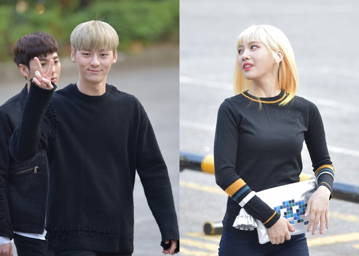 Music Bank Blast: K-Pop Idols' Couple Looks from September 23rd