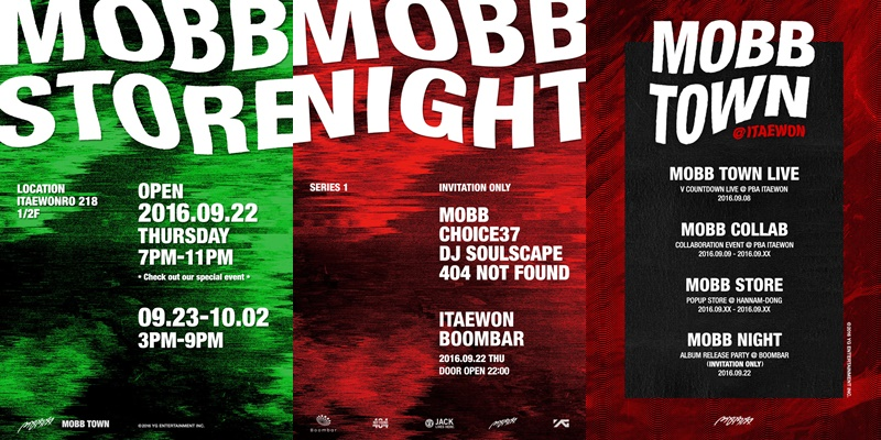 "Mino x Bobby's ""The MOBB"" Tops Billboard World Album Charts at #1"