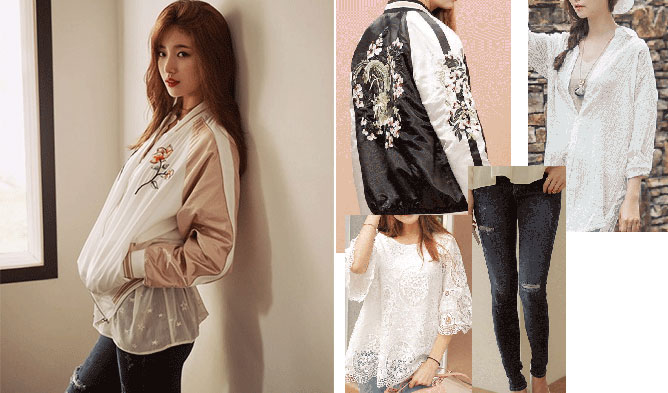 FAB FASHION FRIDAY: Get Fall Friendly with Suzy x GUESS
