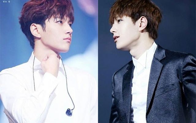 kpop, kpop idols, kpop male idols, kpop male idols side profile, kpop side profiles, kpop beauty, kpop pretty, kpop pretty idols, infinite l 2016