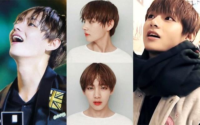 9 K-Pop Male Idols With Breathtaking Side Profiles