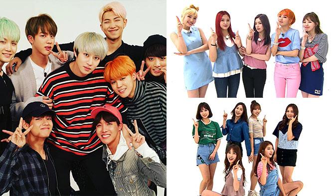 kpop weekly idol, weekly idol ranking, kpop weekly idol, weekly idol got7