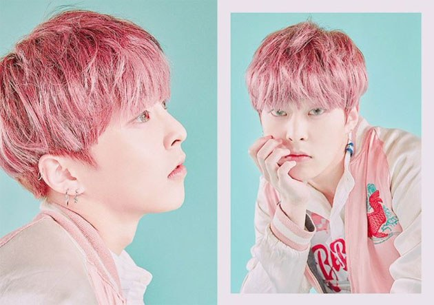 22 K-Pop Idols Boys Who are Pretty in Pink Hair