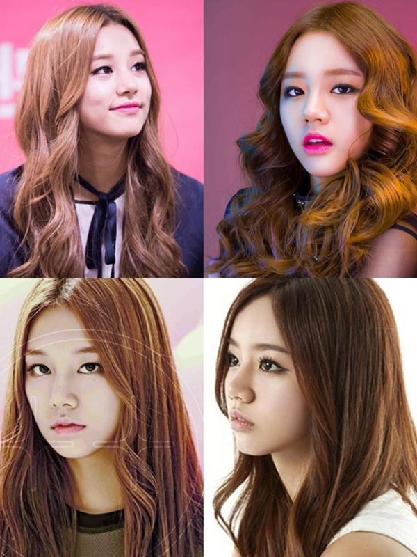 9 K-Pop Idol Pairings Who are Look ALike Dopplegangers