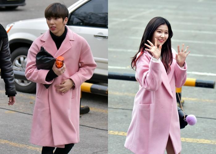 Music Bank Blast: K-Pop Idols' Couple Looks from November 25th