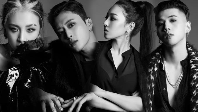 K.A.R.D Profile: DSP Media's New Artist Group with APRIL's SoMin ...