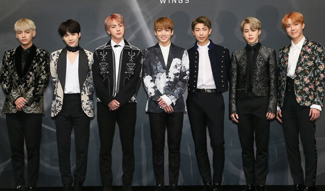 bts, synnara, bangtan boys, kpop, boy group, 2017 comeback, you never walk alone, wings