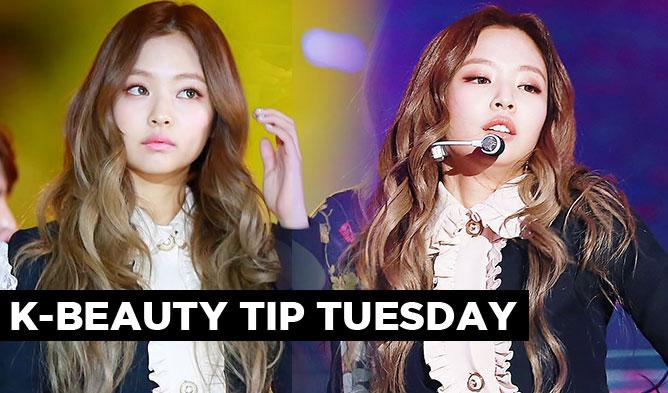 korean beauty trend, korean beauty tip, korean beauty, kpop beauty, kpop trend, kpop makeup, jennie makeup, blackpink makeup, blackpink moonshot, moonshot eye shadow