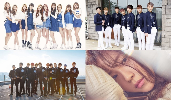 kpop, kpop 2017, kpop rookies 2017, kpop debut 2017, 2017 debut, 2017 kpop debut,