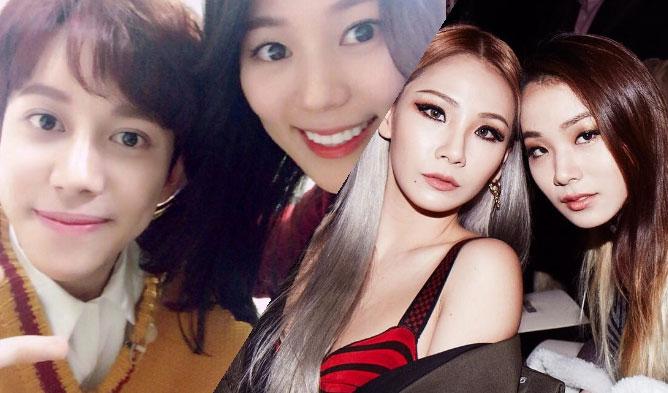 kpop idols sisters, kpop sisters, kpop idols non celebrity sisters, kpop non celebrity sisters,