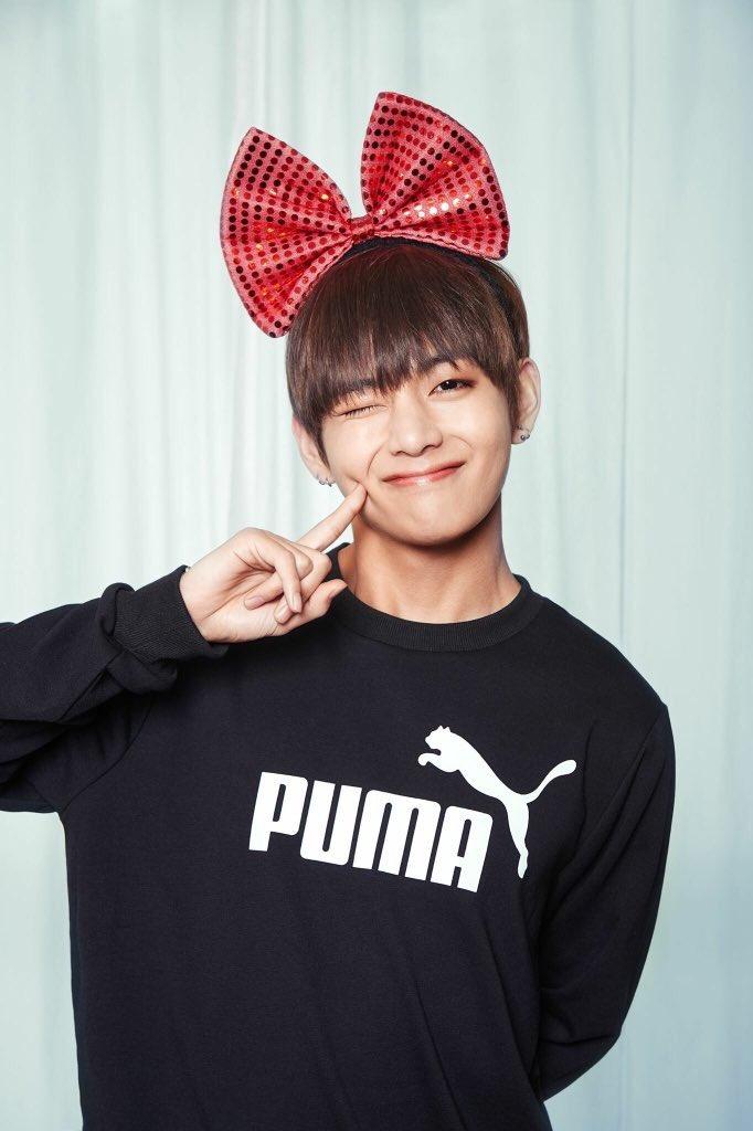 My Idol Monday: V of BTS