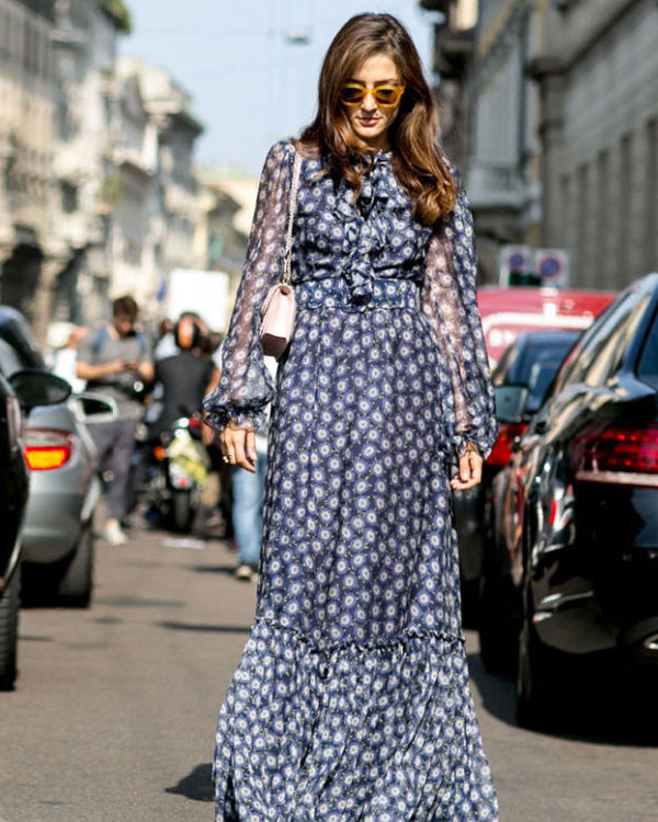 FAB FASHION FRIDAY: The Floral Dress Hit Trend by Stylenanda