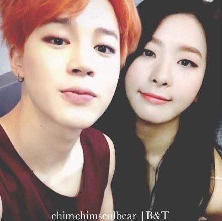 BTS jimin dating 2016