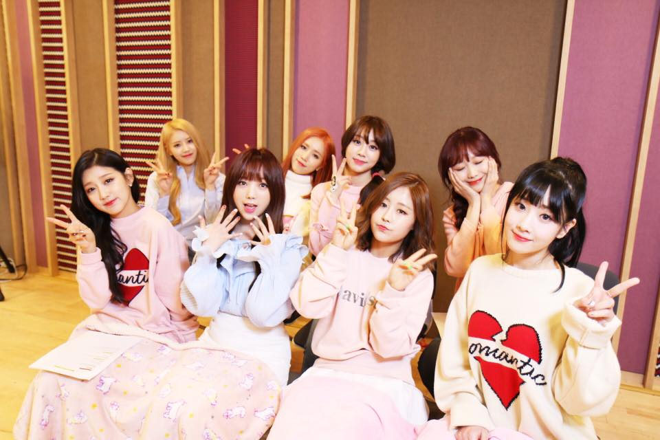 Lovelyz Profile: INFINITE's 8 Lovely Sisters with Lovely Vocals