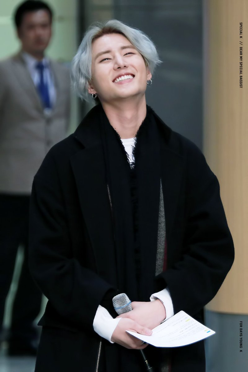 My Idol Monday: Young K of DAY6