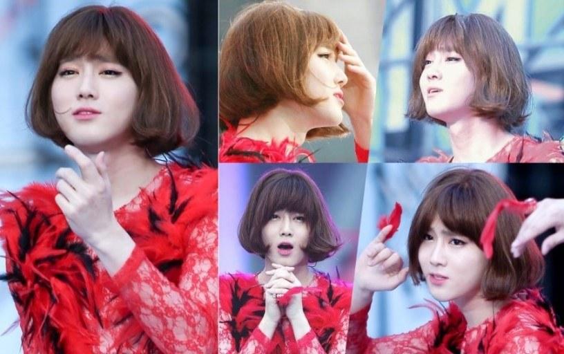 15 K-Pop Idol Boys Who Can Debut as Girl Group Visual Members