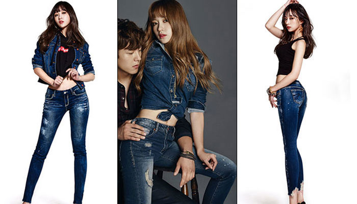 10 K-Pop Idol Ladies with the Sexiest Hips and Legs for Jeans