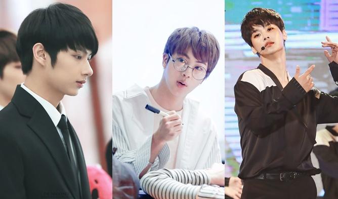Kpop Idol, Idols with Single Syllable Name, Cute Idol Names, BTS, Up10Tion, SHINee, TEEN Top, VIXX, NU'EST, EXO