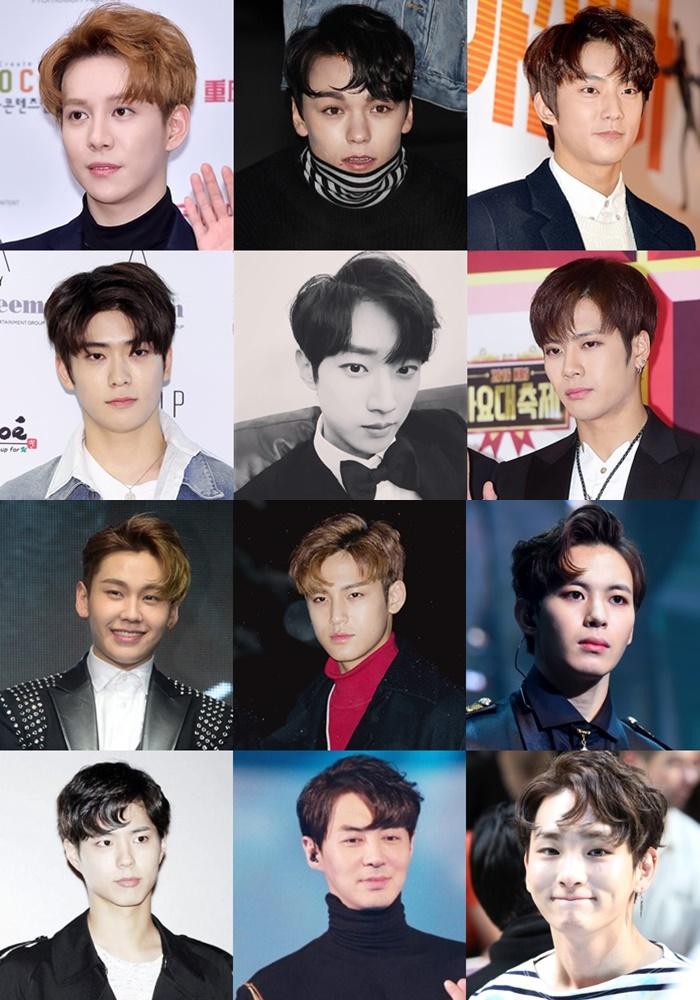 korean trend, korean hair trend, comma hair, korean comma hair, korean hairstyle 2017, korean hair trend 2017, comma hair trend, comma hair style, kpop idol comma hair