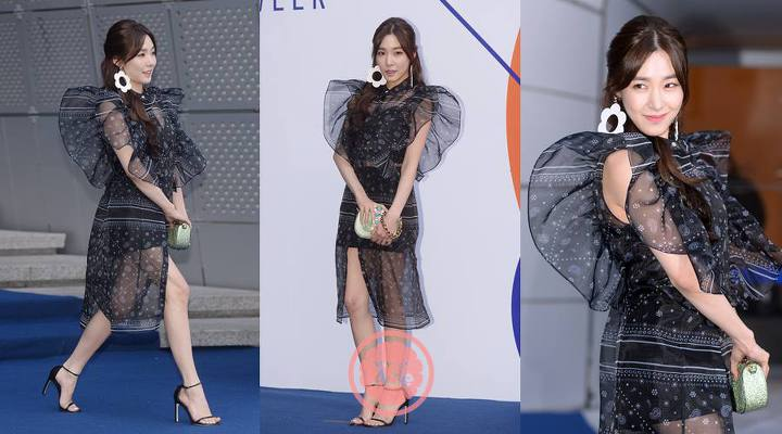 Korean Fashion Finds: The Sexy Yet Classy See-Through Trend of 2017