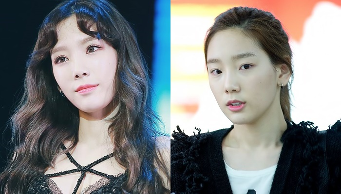 kpop idols no makeup, kpop idols bare faced, kpop idols without makeup, taeyeon barefaced, taeyeon without makeup