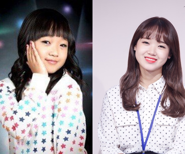 Compare and Contrast: Girl Idols and Their Baby Pictures, Change Much?