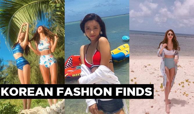 korean fashion, korean fashion finds, korean swimsuits, swimsuit trend 2017, swimsuit trend, bikini trend 2017, korean summer trend,
