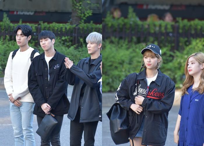 Music Bank Blast: K-Pop Idols' Couple Looks from May 26th