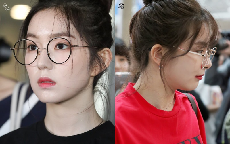 Cute Replica Found Between SeulGi and Irene of Red Velvet