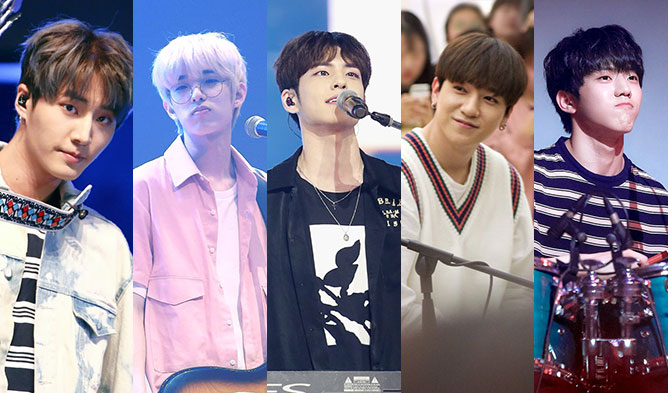 day6, day6 2017, day6 profile, day6 ideal type, day6 girlfriend
