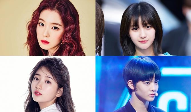 SUZY, Bae JinYoung, Binnie, Irene