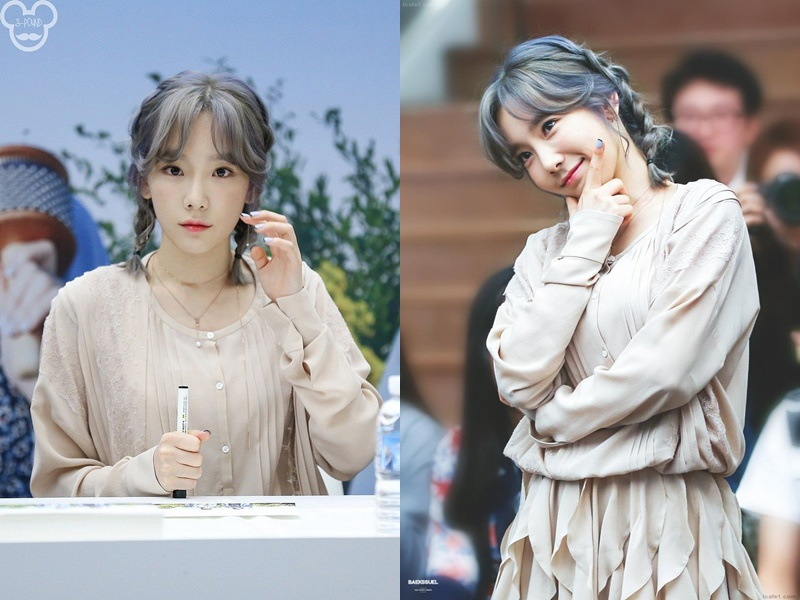 Top 5 Girl Idols Who Has Walked a Unique Path of Dying Hair Grey
