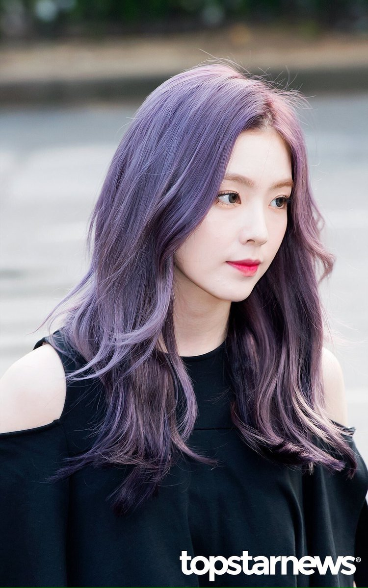 Stunning Purple Hair Of 3 Youngest Group's Visual Members
