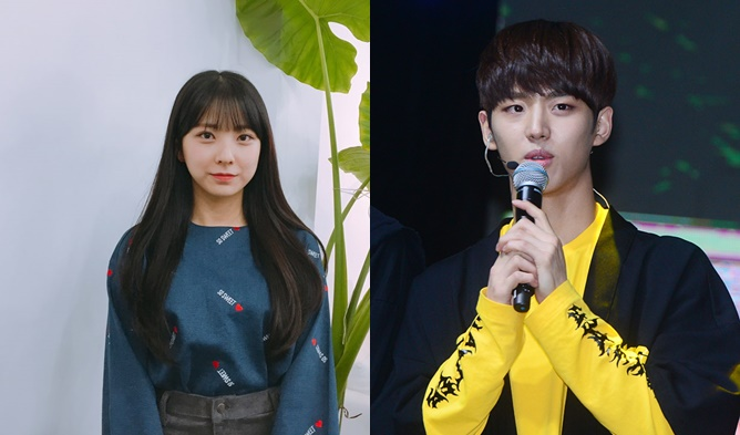 PENTAGON, HongSeok, Lee SuHyun, Idol Couple