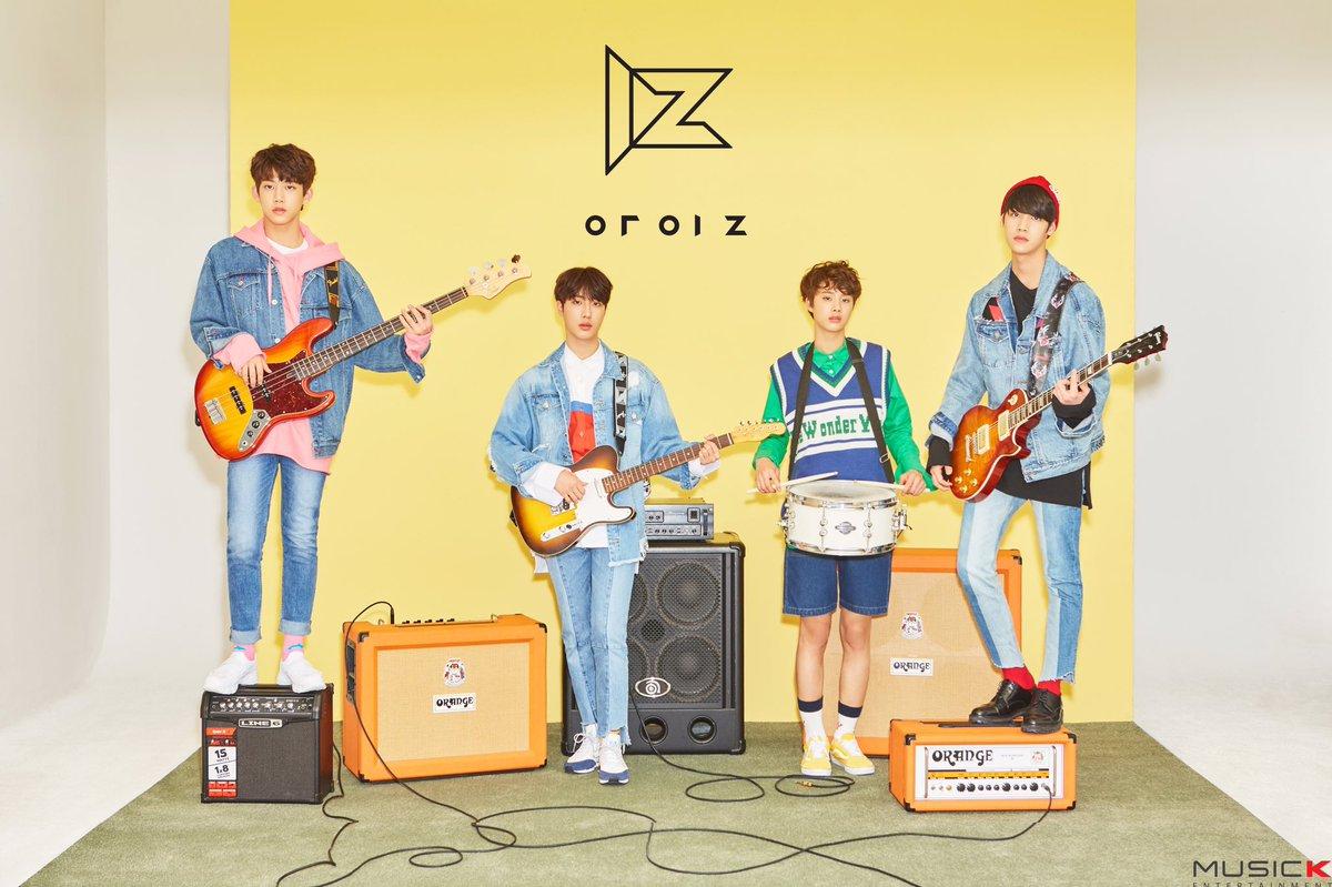 IZ, IZ Debut, IZ KPop Profiel, OPEN YOUR IZ Debut, Korean Boy Band