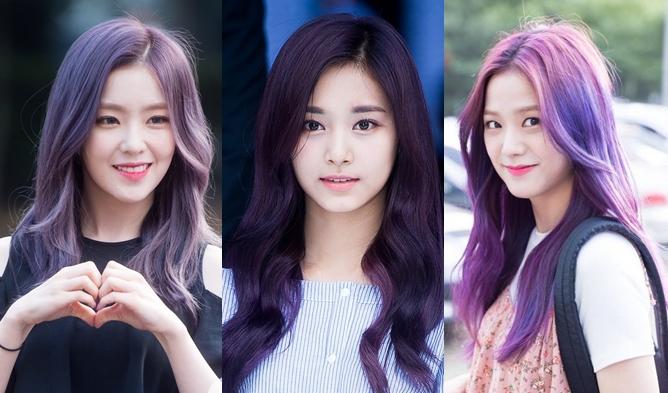 Irene, JiSoo, Tzuyu